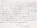 Joseph Emin's letter